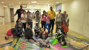Si loin Si pret saint denis ateliers stage de danse hip hop beat box